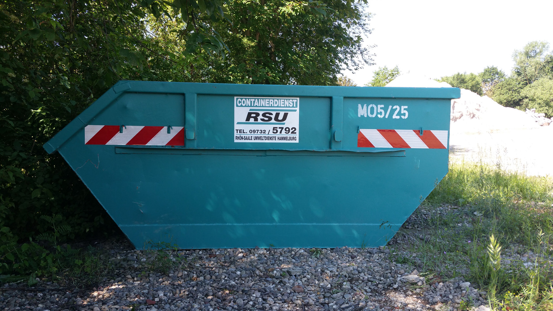 Absetzcontainer 5 m³